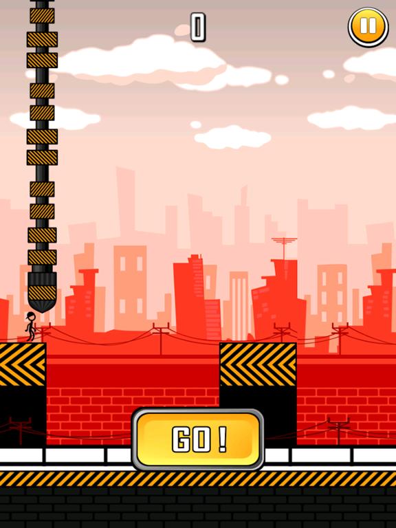 Buddy Stick Man Survival Game-ipad-0