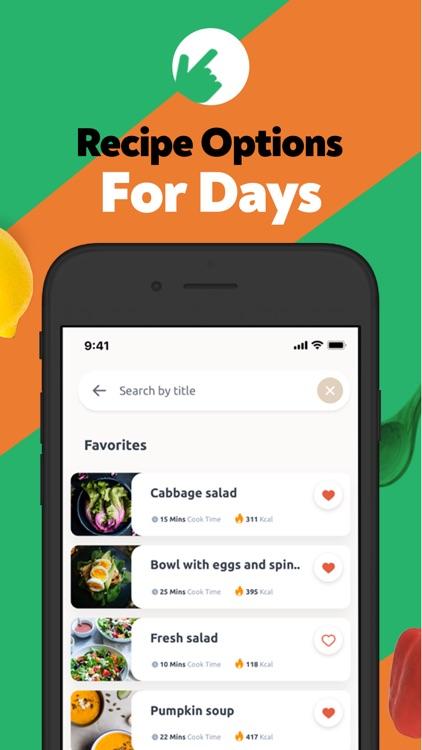 Mediterranean Diet & Meal Plan screenshot-3