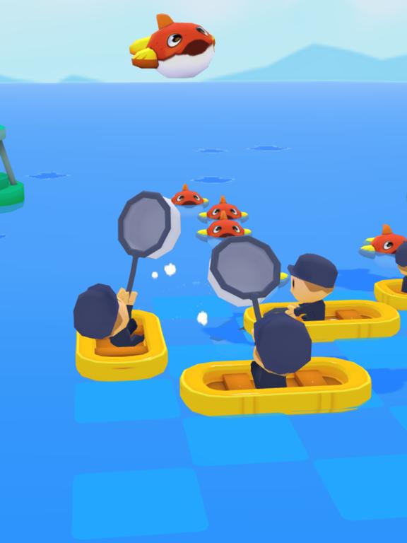 Fish Out 3D screenshot 5