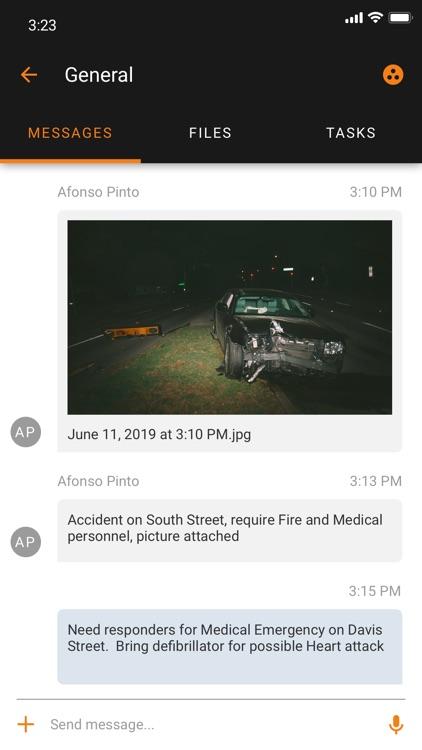 Intrepid Response screenshot-3