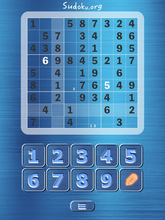Sudoku.org screenshot 6