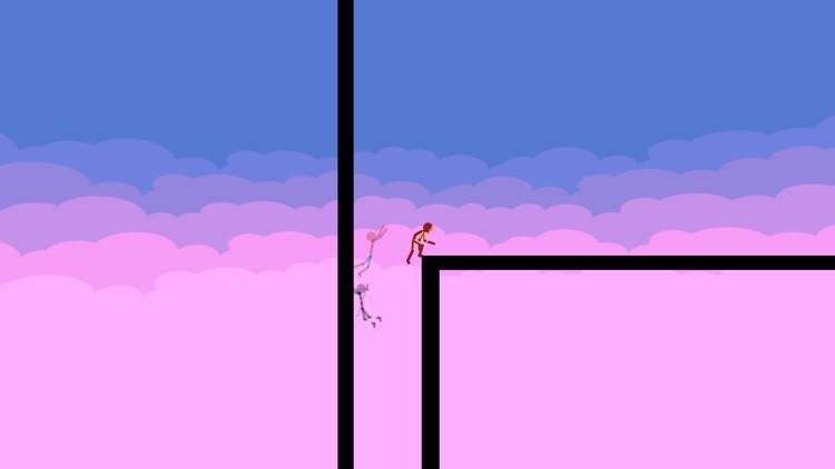 Stickman Parkour - Ninja Race screenshot-8