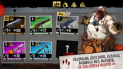 Zombicide: Tactics & Shotguns screenshot #4