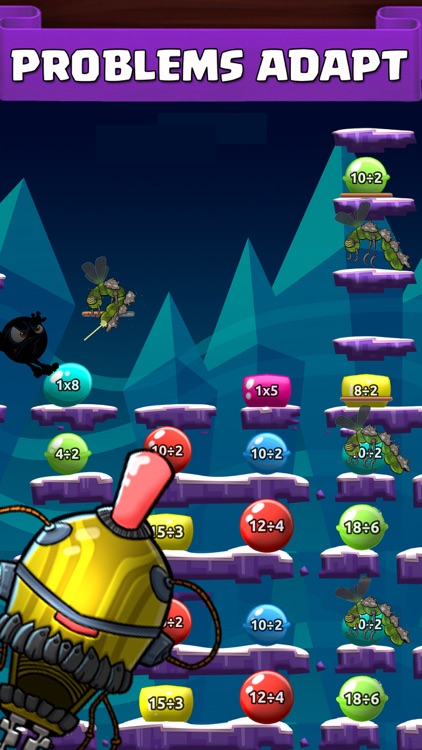 Monster Math - Games For Kids screenshot-6