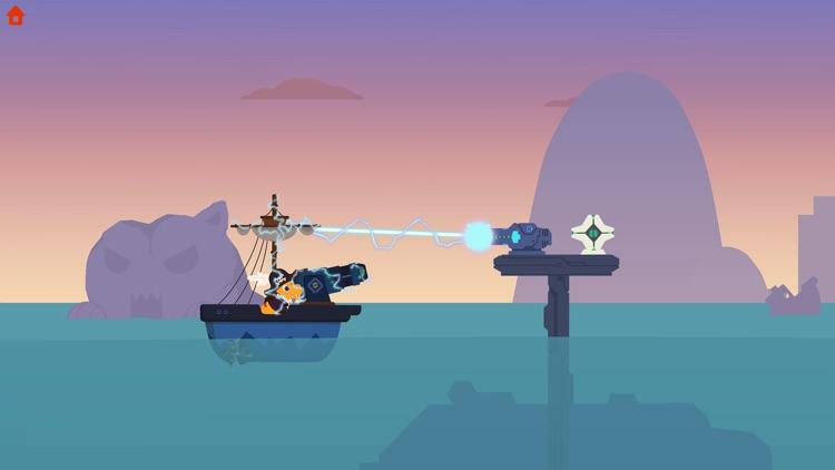 Dinosaur Pirates - Kids Games screenshot-3