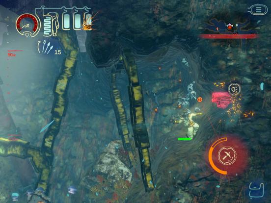 Shinsekai Into the Depths screenshot 12