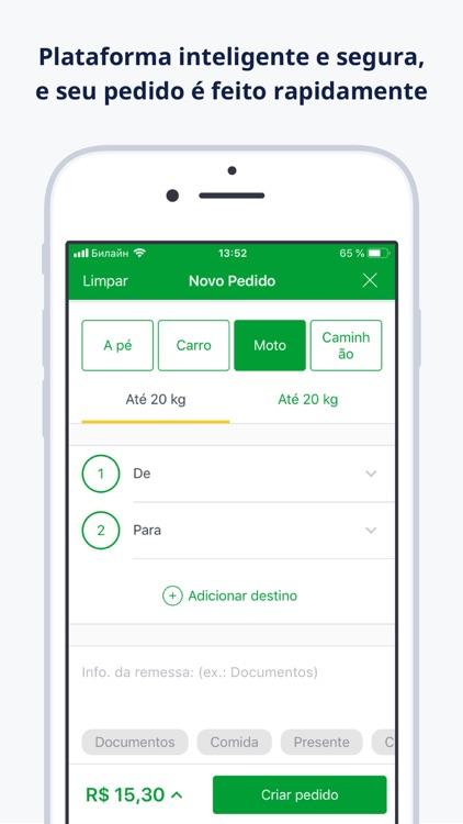 Click Entregas Expressas screenshot-3