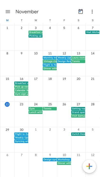 Google Calendar: Get Organized screenshot-4