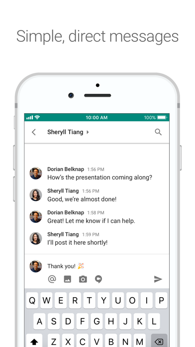 Hangouts Chat by Google for Windows