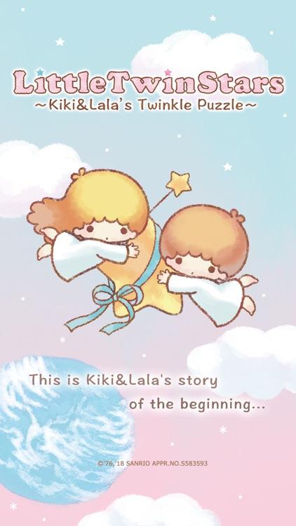 Kiki&Lala's Twinkle Puzzle screenshot-4