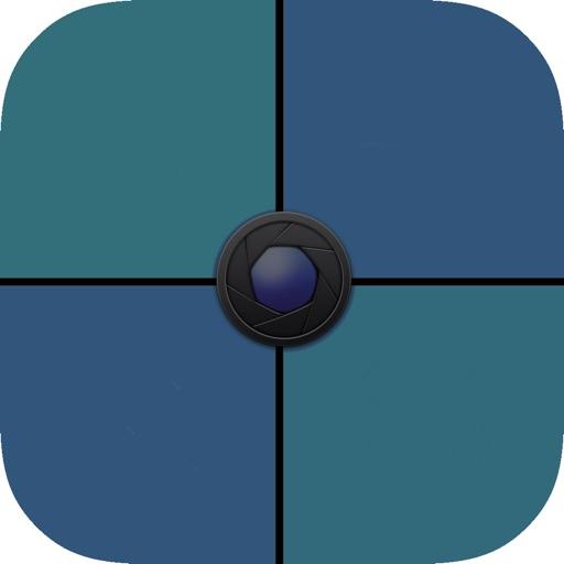 Black Eye - Motion Detector icon