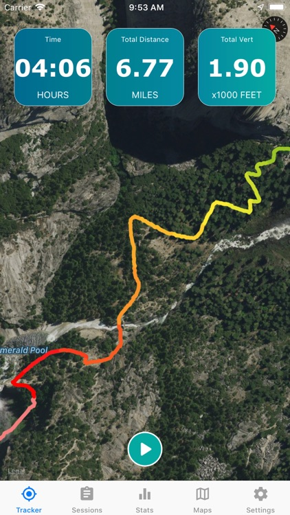 Topographic Maps & Trails screenshot-5