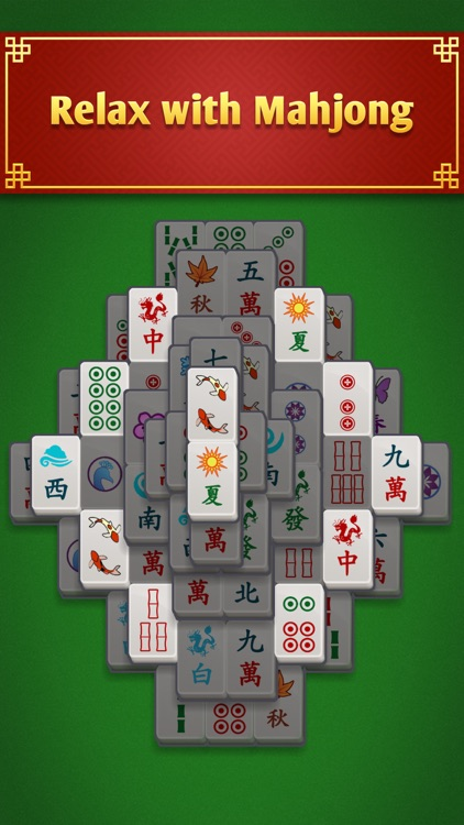 Mahjong Solitaire· screenshot-5