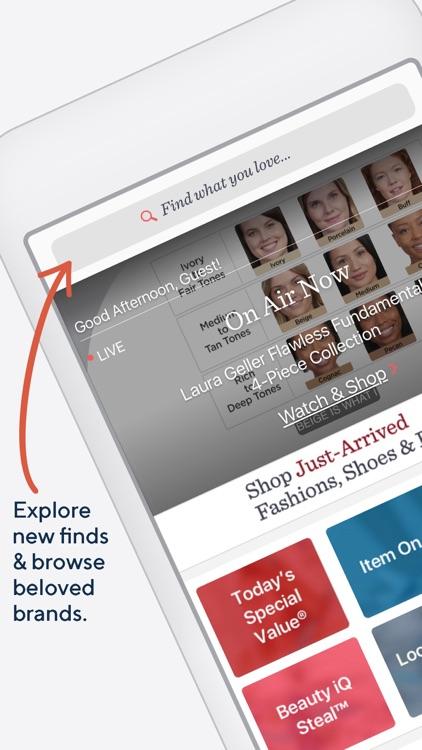 QVC Mobile Shopping (US) screenshot-0