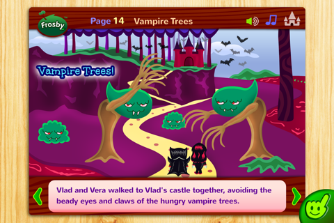 Vlad's Vampire Bats - náhled