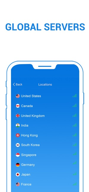 SkyVPN - Best VPN Proxy Shield on the App Store