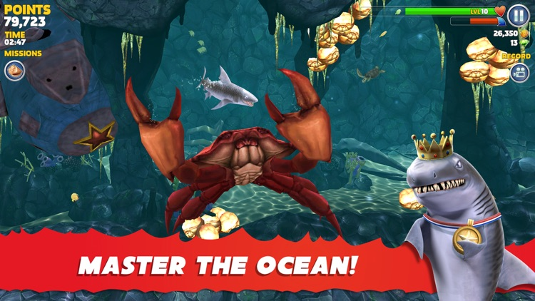 Hungry Shark Evolution screenshot-7