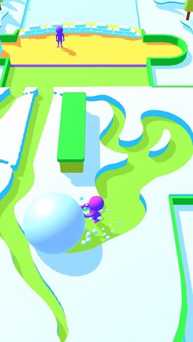 Snowball 3D screenshot 4