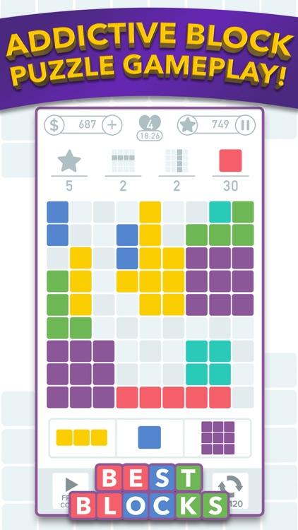 Best Blocks: Block Puzzle Game screenshot-0
