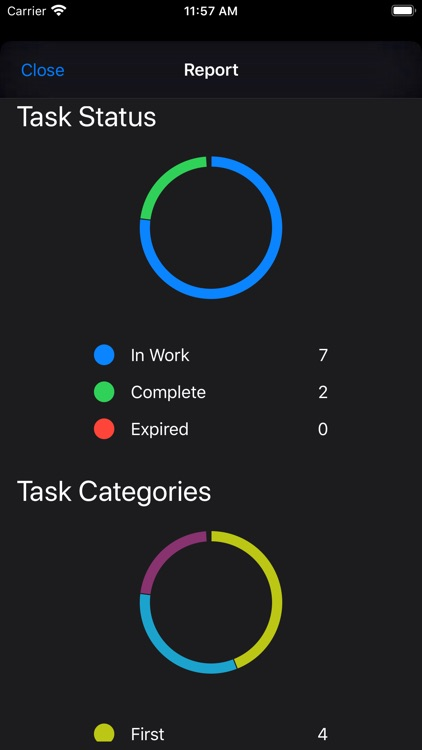 Task Organizer screenshot-3