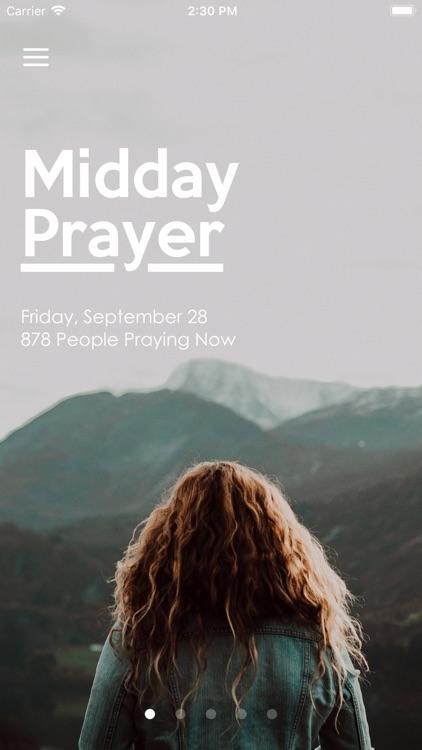 Daily Prayer App