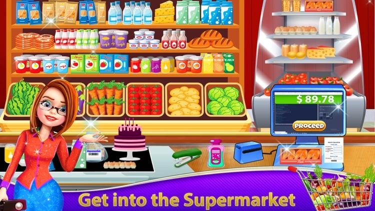 Supermarket Grocery Games