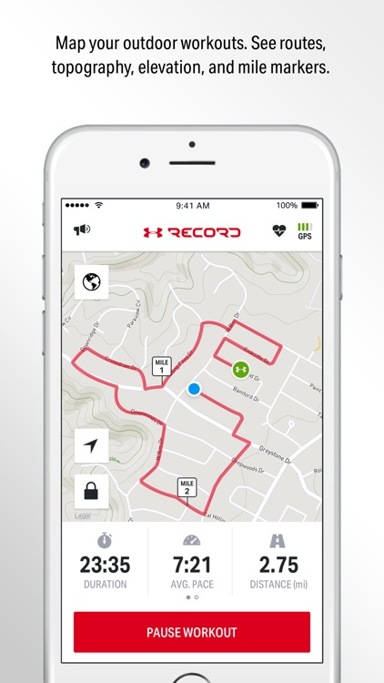 Record by Under Armour screenshot-2