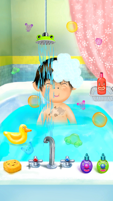 Screenshot of Pepi Bath4