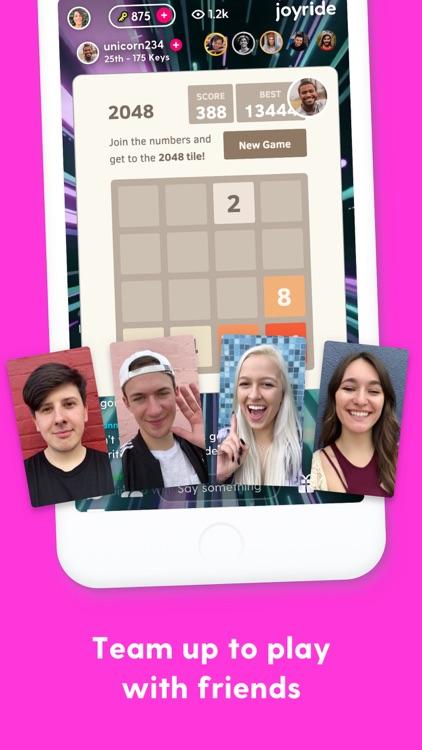 Joyride: play with friends screenshot-5
