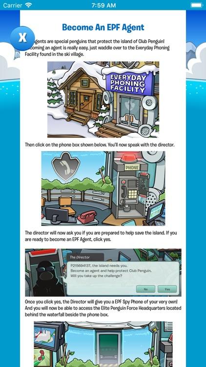 Club Penguin Cheats screenshot-3