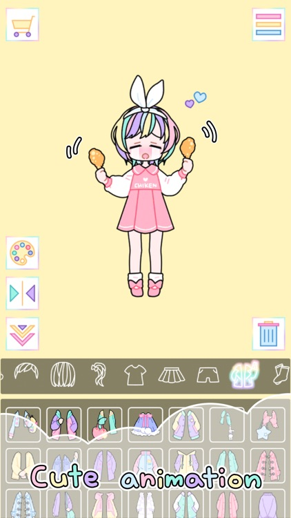 Pastel Girl screenshot-3