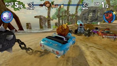 Screenshot of Beach Buggy Racing4