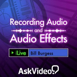 Recording Effects in Live 9