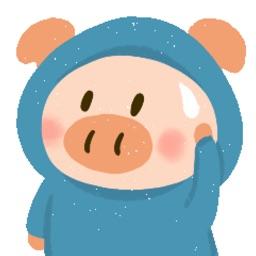 Pig pig Sticker