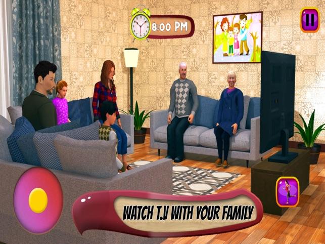 mẹ ảo: trò chơi chăm sóc em bé