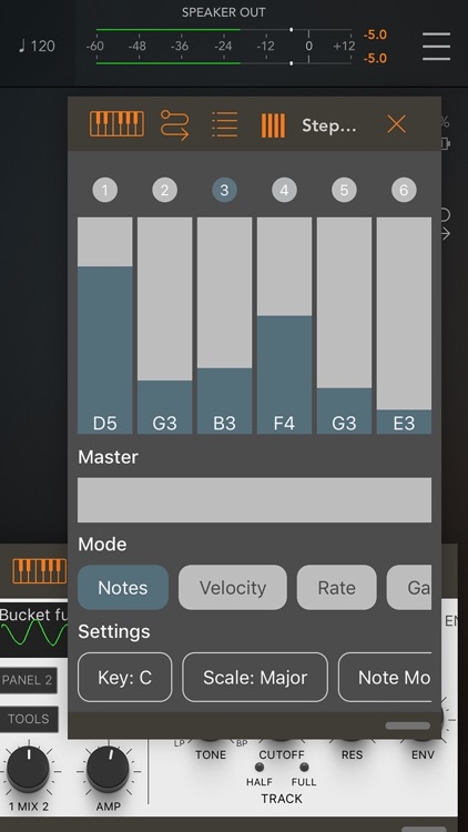StepBud - AUv3 MIDI Sequencer screenshot-6