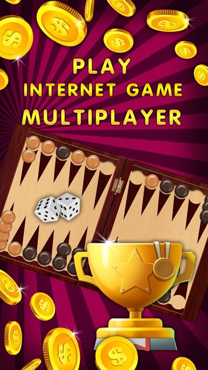 Backgammon online and offline screenshot-3