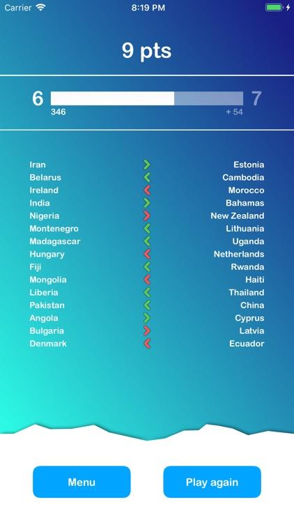World Quiz: Learn Geography screenshot-6