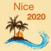Nice 2020 — offline map