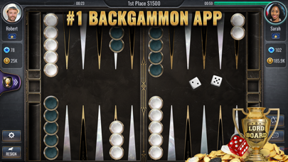 Backgammon – Lord of the Board for windows pc