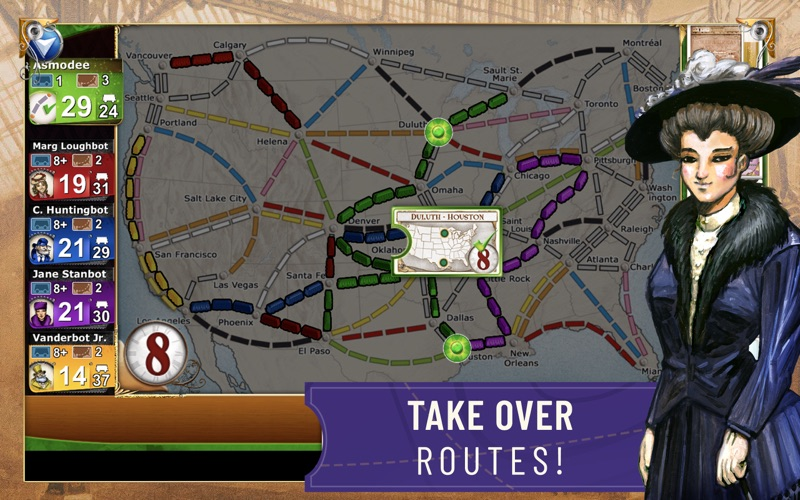 Ticket to Ride free Tickets hack