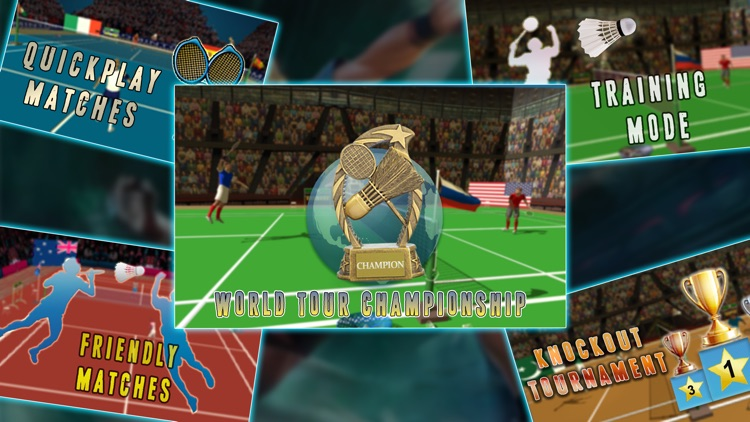 Badminton Championship League screenshot-5