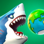 Game Hungry Shark World v3.0.4 MOD FOR IOS | FREE IAP/FREE STORE