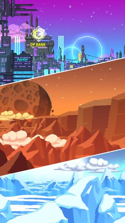 Idle Space: Tycoon screenshot-5