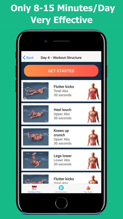 Six Pack in 30 Days screenshot-5
