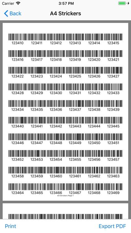 Crosshair - Barcode ERP screenshot-3