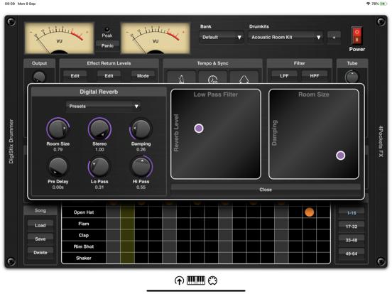 DigiStix Drummer AUv3 Plugin screenshot 15