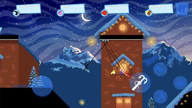 SpeedRunners: Online PVP screenshot-4