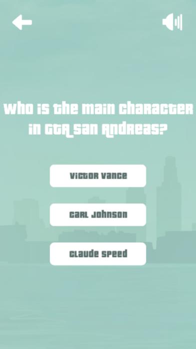 Foto do Quiz for GTA San Andreas