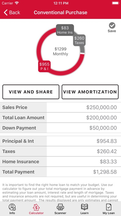 George Mason Mortgage Mobile screenshot-3